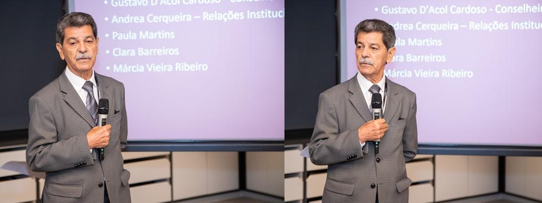 Posse nova diretoria - Discurso paraninfo  Gessé Camargo