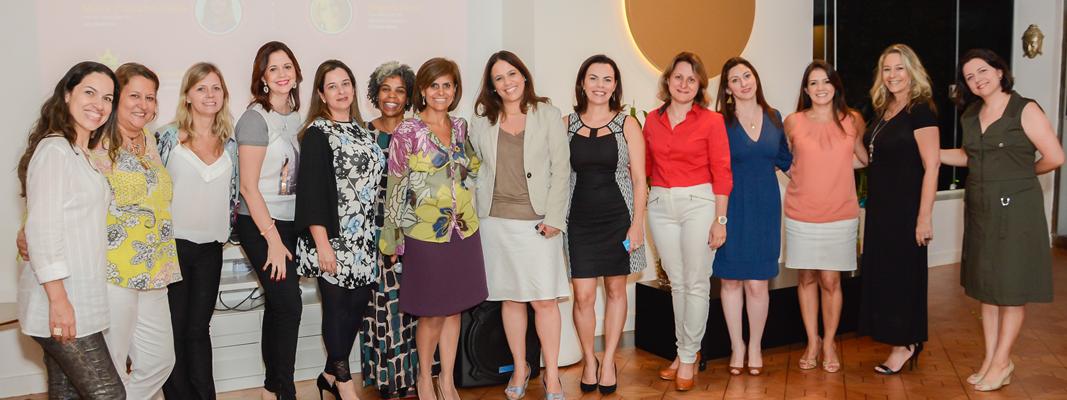 Indicadas ao Prêmio Mulheres em Destaque