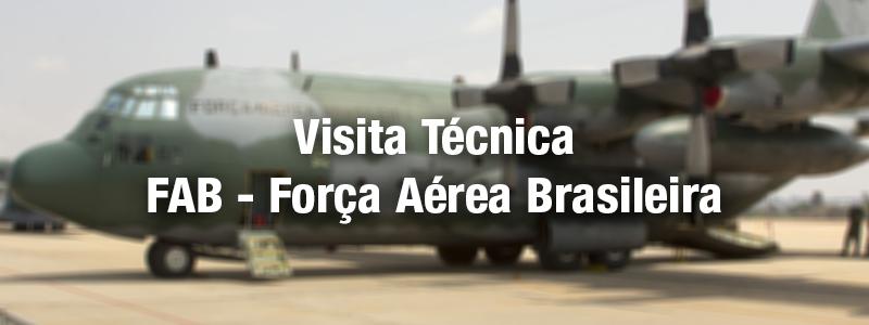 Visita Técnica Força Aérea Brasileira